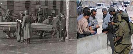 Hitler-İsrail zulmünde şaşırtan benzerlik! galerisi resim 11