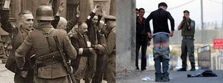 Hitler-İsrail zulmünde şaşırtan benzerlik! galerisi resim 12