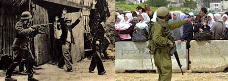 Hitler-İsrail zulmünde şaşırtan benzerlik! galerisi resim 14