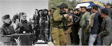 Hitler-İsrail zulmünde şaşırtan benzerlik! galerisi resim 15