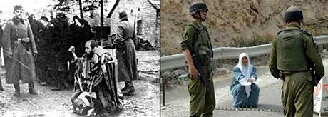Hitler-İsrail zulmünde şaşırtan benzerlik! galerisi resim 16