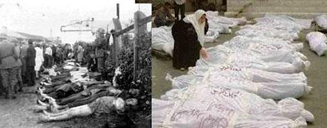 Hitler-İsrail zulmünde şaşırtan benzerlik! galerisi resim 2