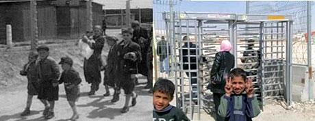 Hitler-İsrail zulmünde şaşırtan benzerlik! galerisi resim 20