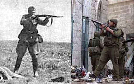 Hitler-İsrail zulmünde şaşırtan benzerlik! galerisi resim 21