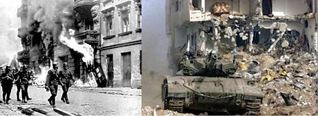 Hitler-İsrail zulmünde şaşırtan benzerlik! galerisi resim 22