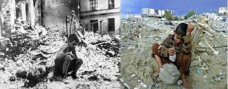 Hitler-İsrail zulmünde şaşırtan benzerlik! galerisi resim 23