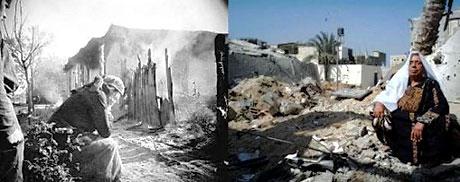 Hitler-İsrail zulmünde şaşırtan benzerlik! galerisi resim 24