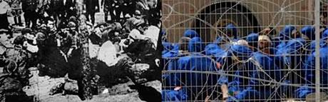 Hitler-İsrail zulmünde şaşırtan benzerlik! galerisi resim 25