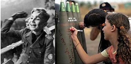 Hitler-İsrail zulmünde şaşırtan benzerlik! galerisi resim 26