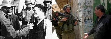 Hitler-İsrail zulmünde şaşırtan benzerlik! galerisi resim 28