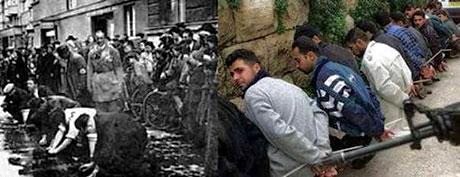 Hitler-İsrail zulmünde şaşırtan benzerlik! galerisi resim 29