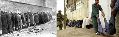 Hitler-İsrail zulmünde şaşırtan benzerlik! galerisi resim 30