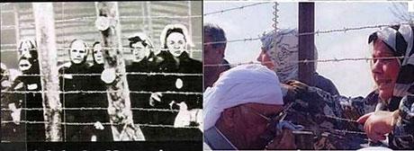 Hitler-İsrail zulmünde şaşırtan benzerlik! galerisi resim 32