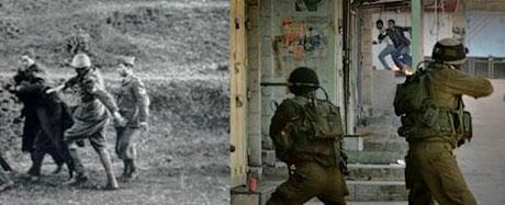 Hitler-İsrail zulmünde şaşırtan benzerlik! galerisi resim 33