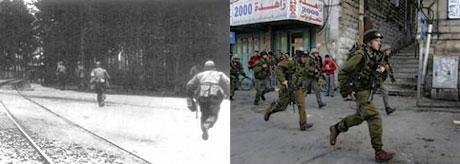Hitler-İsrail zulmünde şaşırtan benzerlik! galerisi resim 35