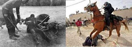 Hitler-İsrail zulmünde şaşırtan benzerlik! galerisi resim 36