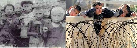 Hitler-İsrail zulmünde şaşırtan benzerlik! galerisi resim 37
