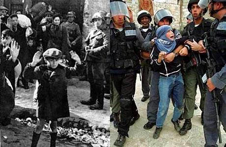 Hitler-İsrail zulmünde şaşırtan benzerlik! galerisi resim 38