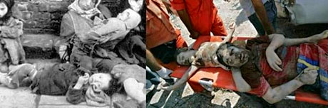Hitler-İsrail zulmünde şaşırtan benzerlik! galerisi resim 5