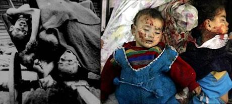 Hitler-İsrail zulmünde şaşırtan benzerlik! galerisi resim 6