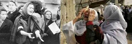 Hitler-İsrail zulmünde şaşırtan benzerlik! galerisi resim 7