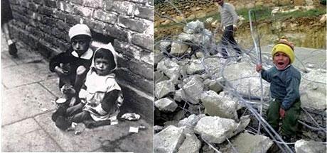 Hitler-İsrail zulmünde şaşırtan benzerlik! galerisi resim 9