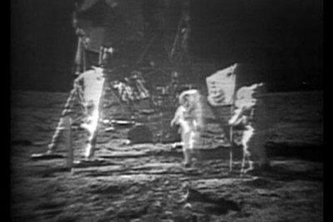 40 yıl önce Ay'da ilk adımlar galerisi resim 11