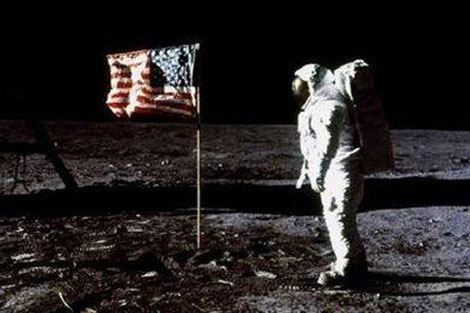 40 yıl önce Ay'da ilk adımlar galerisi resim 6