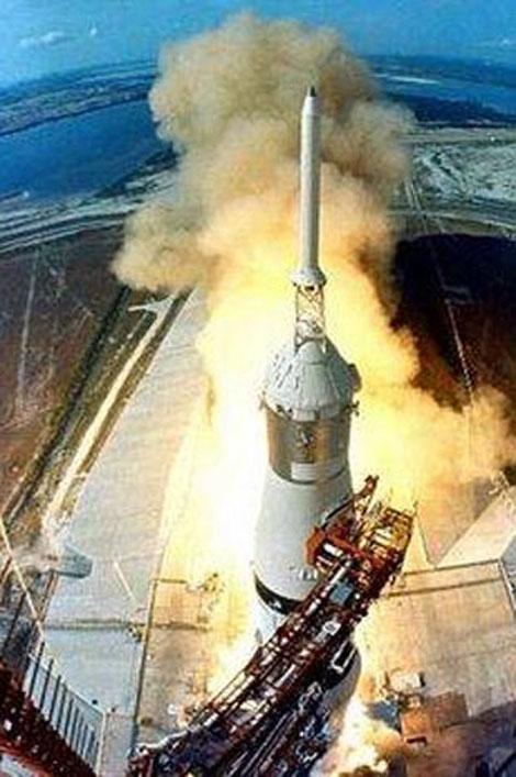 40 yıl önce Ay'da ilk adımlar galerisi resim 9