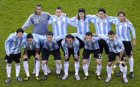 Almanya Arjantin'i parçaladı: 4-0 galerisi resim 11