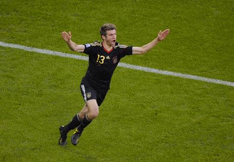 Almanya Arjantin'i parçaladı: 4-0 galerisi resim 12