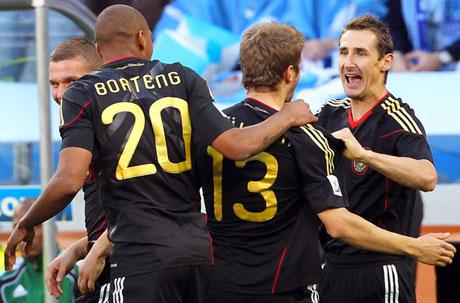 Almanya Arjantin'i parçaladı: 4-0 galerisi resim 15