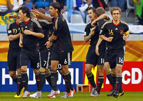 Almanya Arjantin'i parçaladı: 4-0 galerisi resim 16