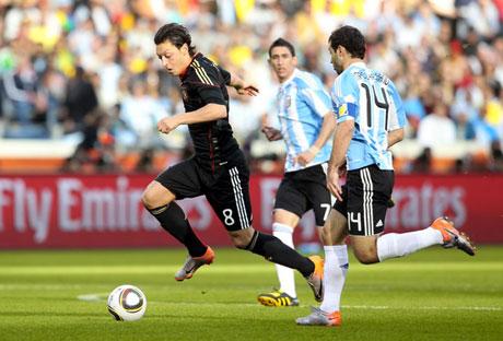 Almanya Arjantin'i parçaladı: 4-0 galerisi resim 19