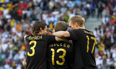 Almanya Arjantin'i parçaladı: 4-0 galerisi resim 20