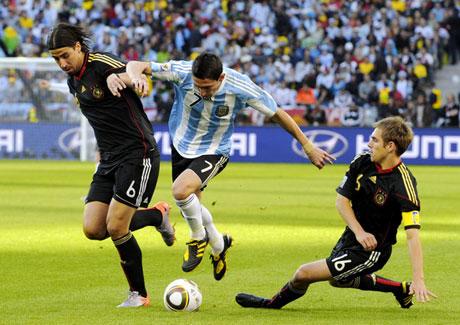 Almanya Arjantin'i parçaladı: 4-0 galerisi resim 21