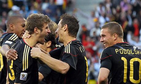 Almanya Arjantin'i parçaladı: 4-0 galerisi resim 25