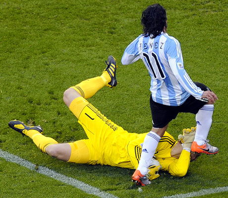 Almanya Arjantin'i parçaladı: 4-0 galerisi resim 26