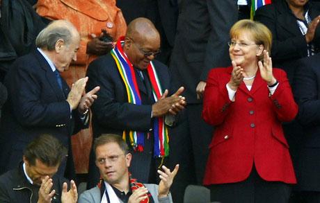 Almanya Arjantin'i parçaladı: 4-0 galerisi resim 6