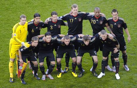 Almanya Arjantin'i parçaladı: 4-0 galerisi resim 7