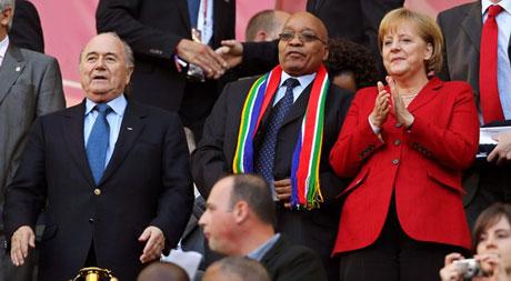 Almanya Arjantin'i parçaladı: 4-0 galerisi resim 8