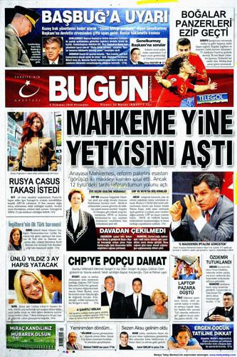AYM kararını gazeteler nasıl gördü galerisi resim 2