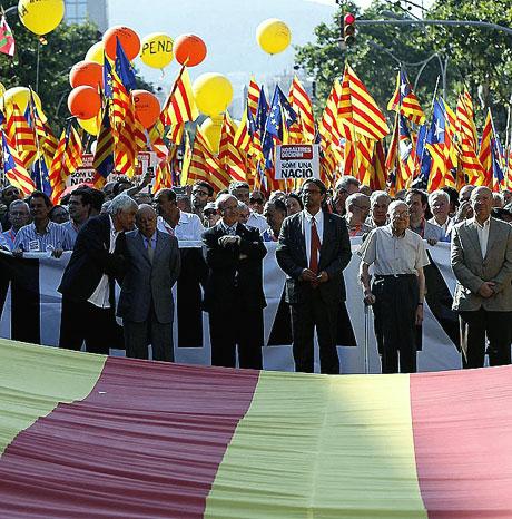1 milyon Katalon 'biz ulusuz' dedi galerisi resim 19