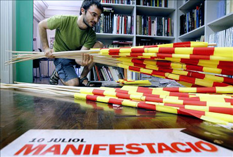 1 milyon Katalon 'biz ulusuz' dedi galerisi resim 23