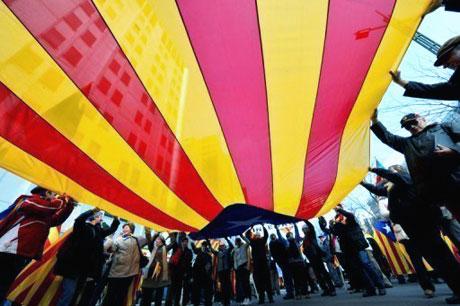 1 milyon Katalon 'biz ulusuz' dedi galerisi resim 24