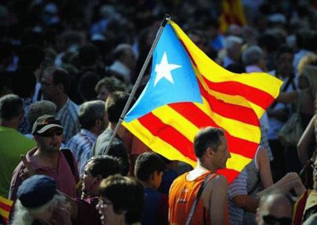 1 milyon Katalon 'biz ulusuz' dedi galerisi resim 6