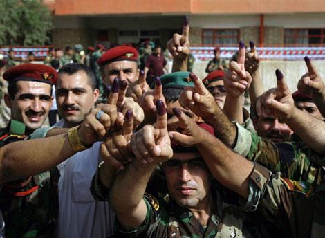 Kürt Federe Bölgesinde seçim galerisi resim 7