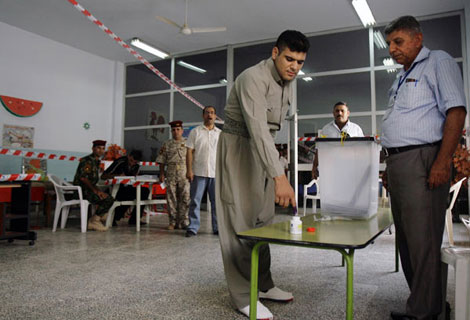 Kürt Federe Bölgesinde seçim galerisi resim 8
