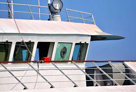 Mavi Marmara Türkiye'ye geldi galerisi resim 15
