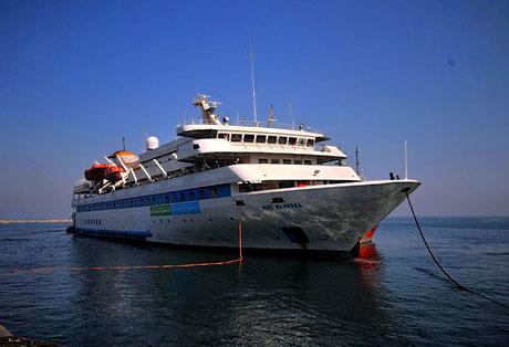Mavi Marmara Türkiye'ye geldi galerisi resim 17